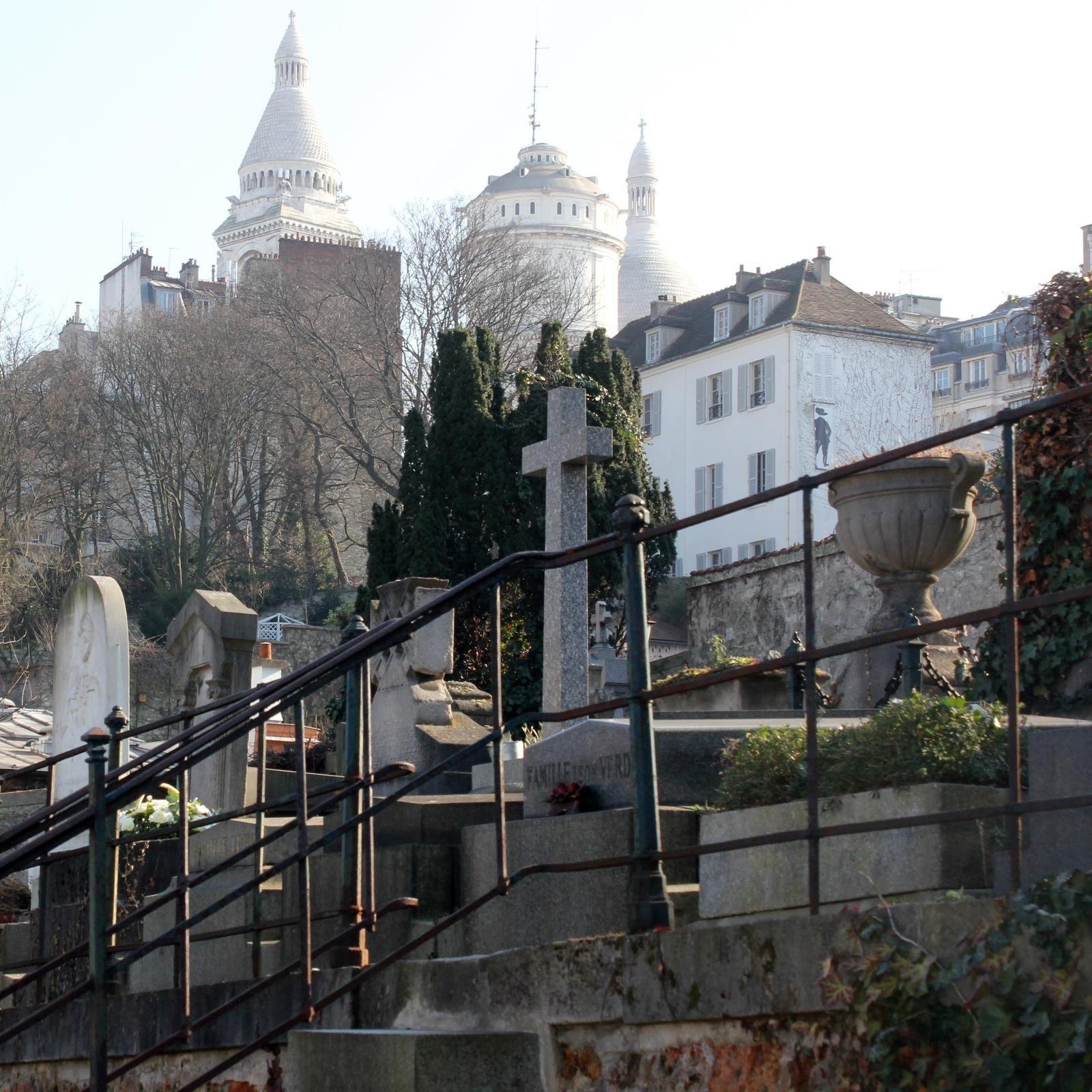 Maman Perdon. Cimetière Saint-Vincent.
