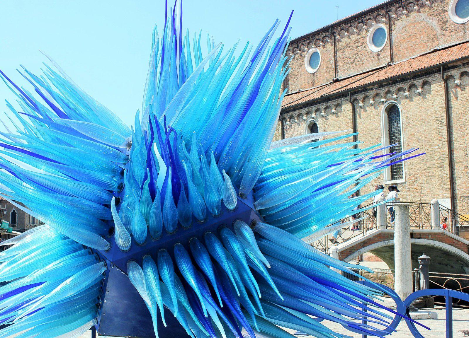 Murano. La comète de verre. Simone Cenedese.
