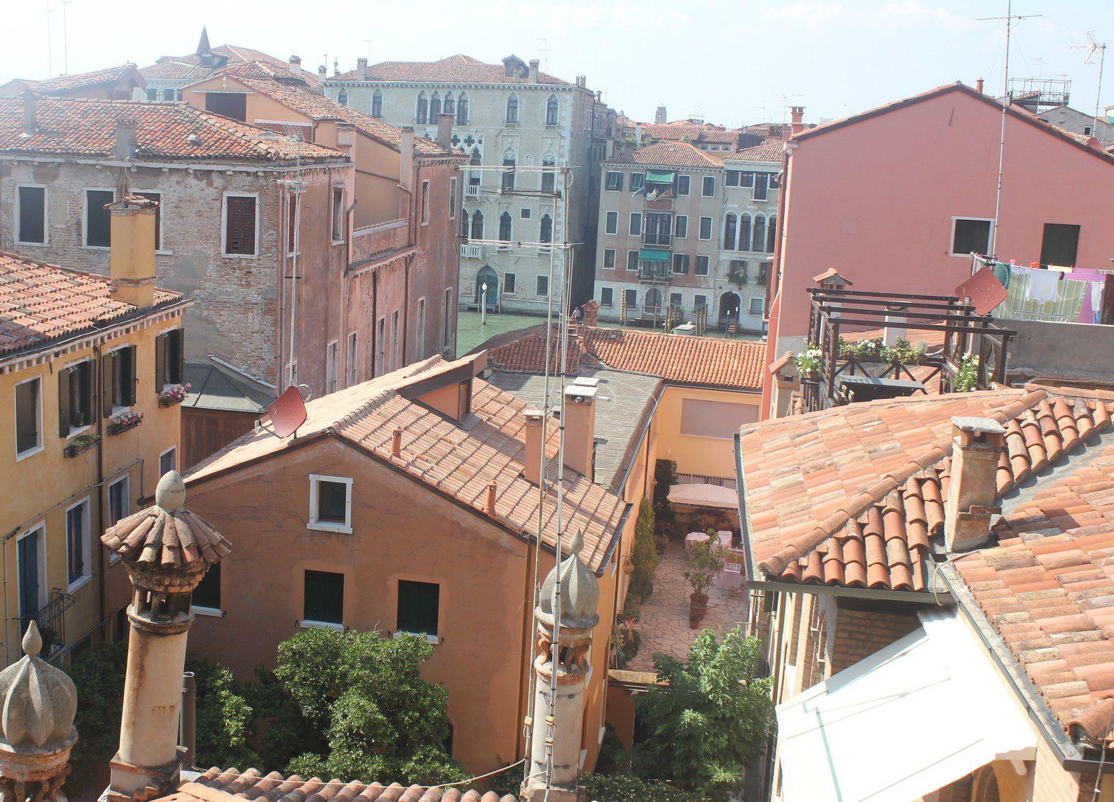 Venise le scandale des paquebots de croisière.