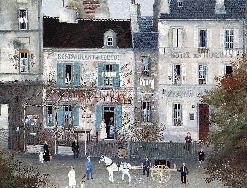 Place du Calvaire (Michel Delacroix)