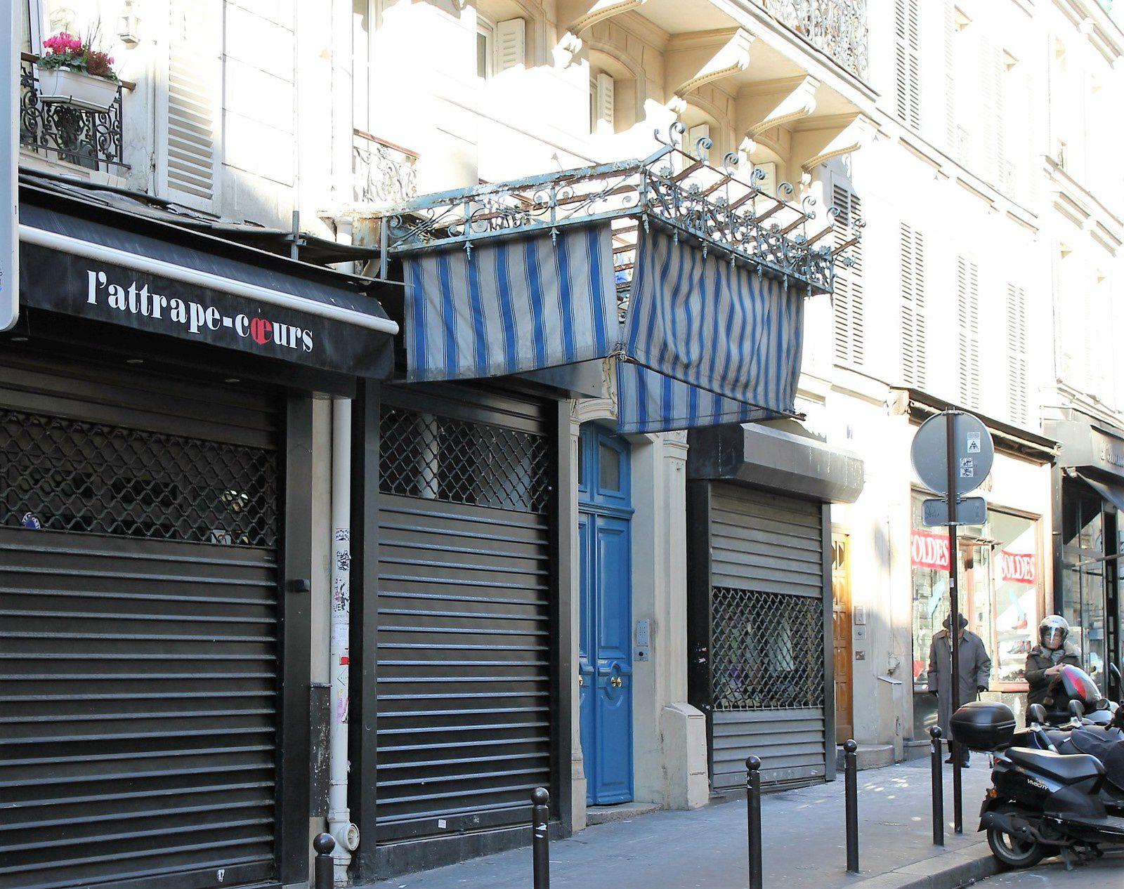 Rue Ramey. Montmartre. 1ère partie.