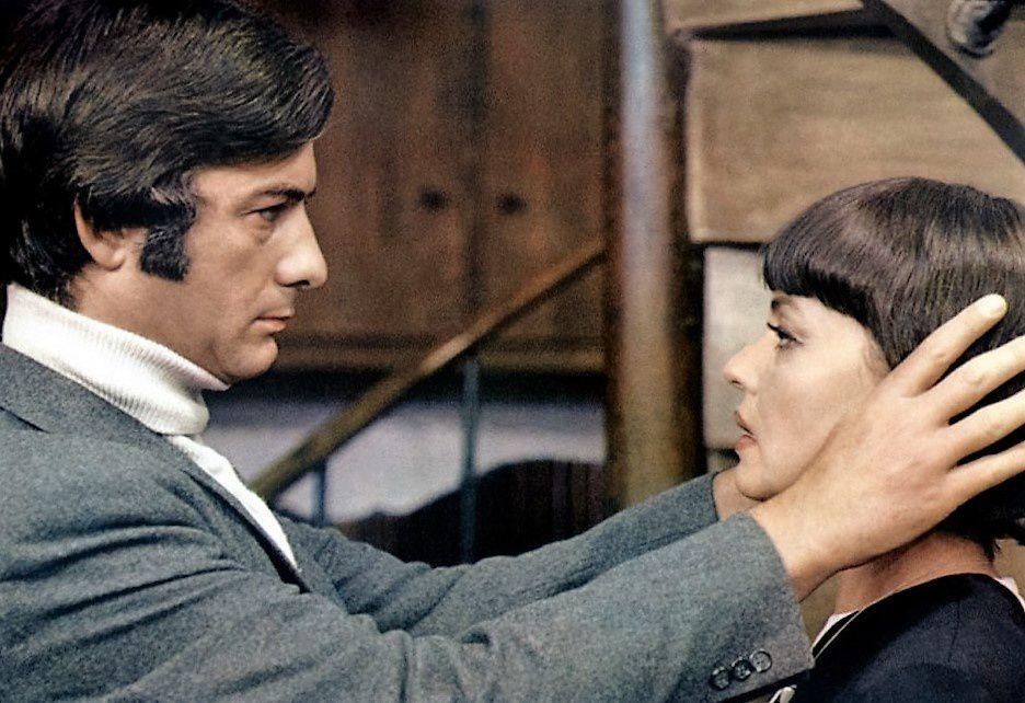 La mariée était en noir. Truffaut.