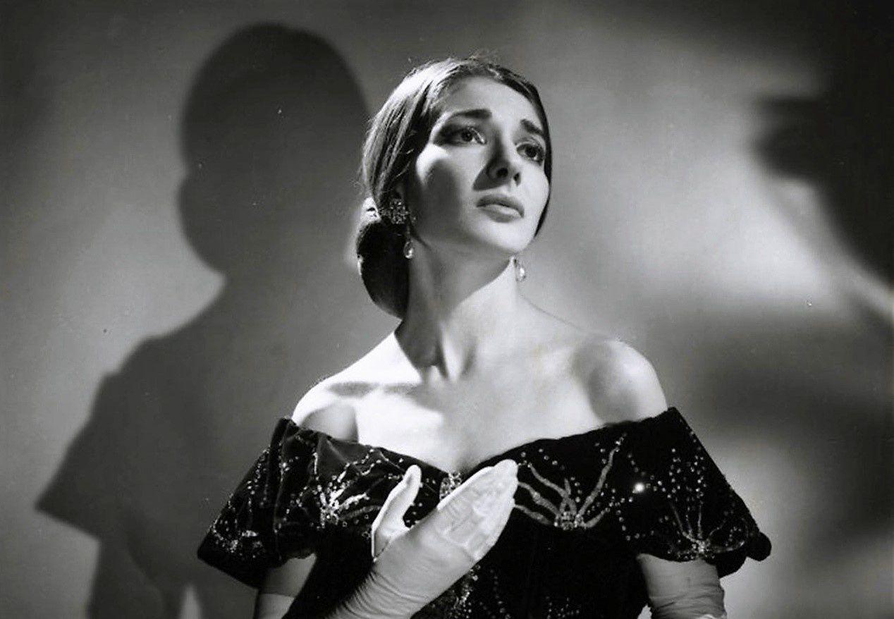 La Traviata. Callas.