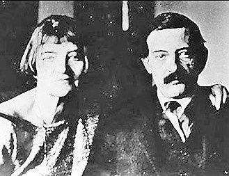 Suzanne Valadon et Maurice Utrillo