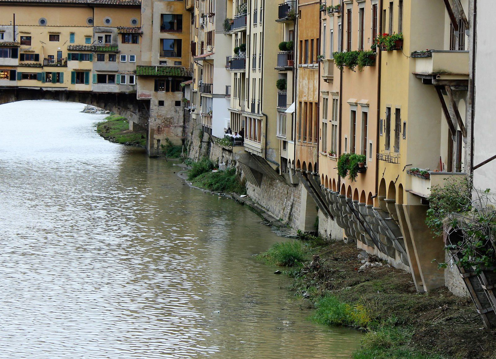 Florence photos en automne.