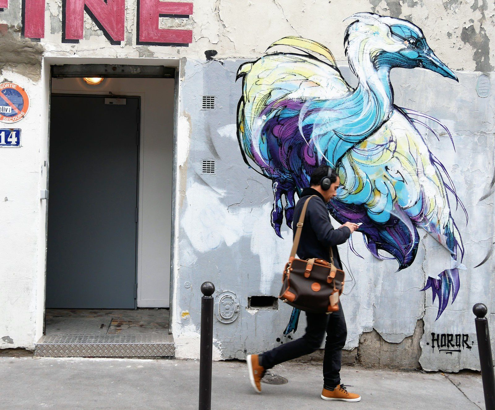 Rue Seveste.