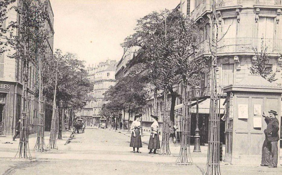 Boulevard des Batignolles