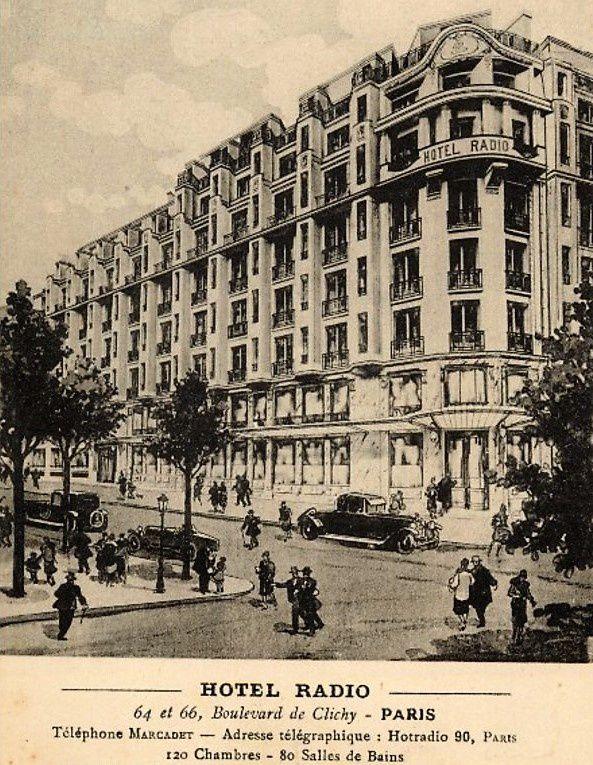 Radio Hôtel 1926