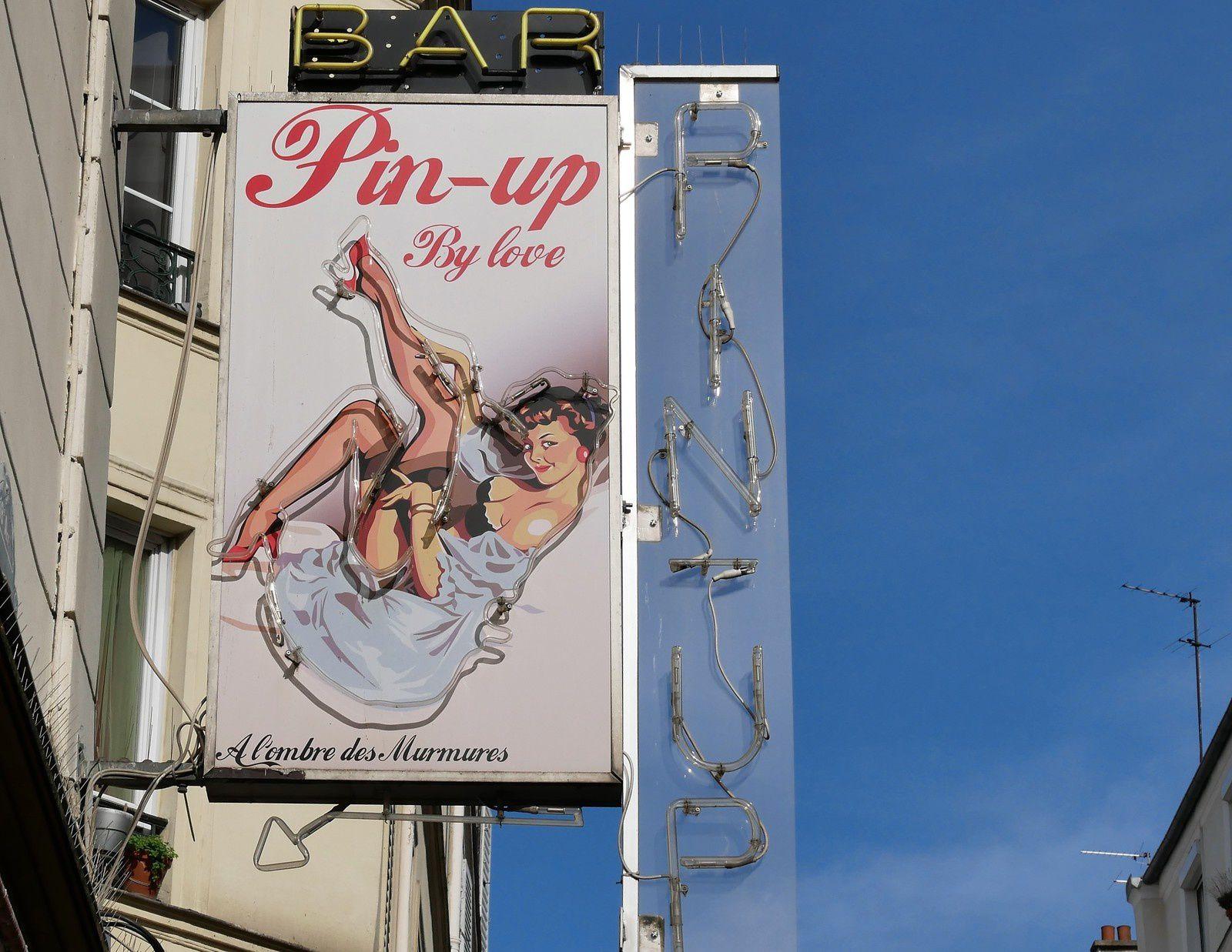 Rue Coustou&#x3B; Montmartre