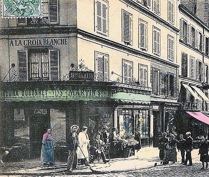 Angle Coustou-Lepic 1904