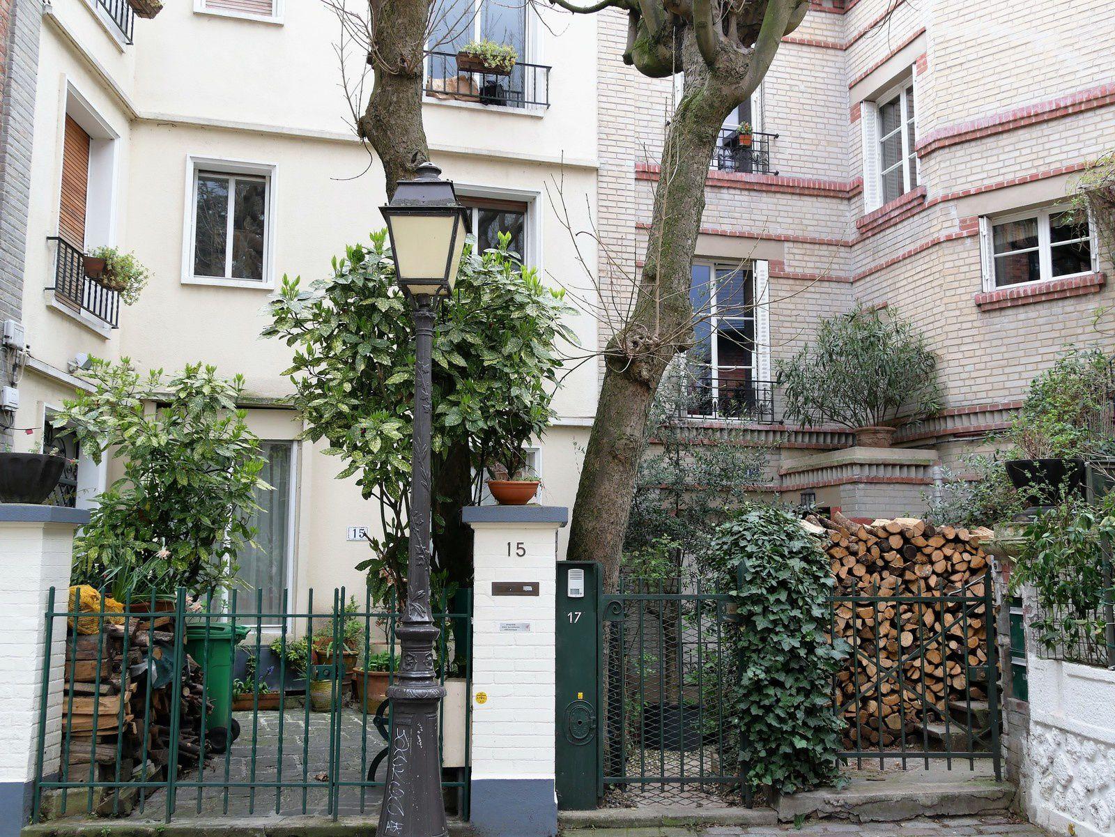 15 et 17 villa Léandre.