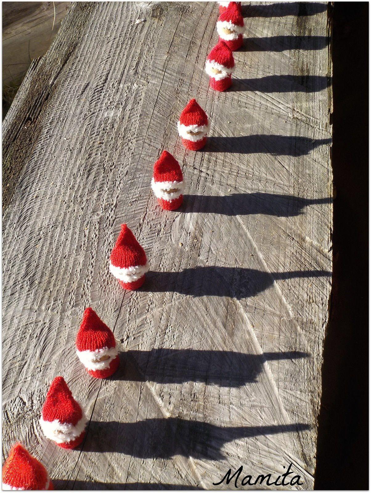 la marche des Pères Noël