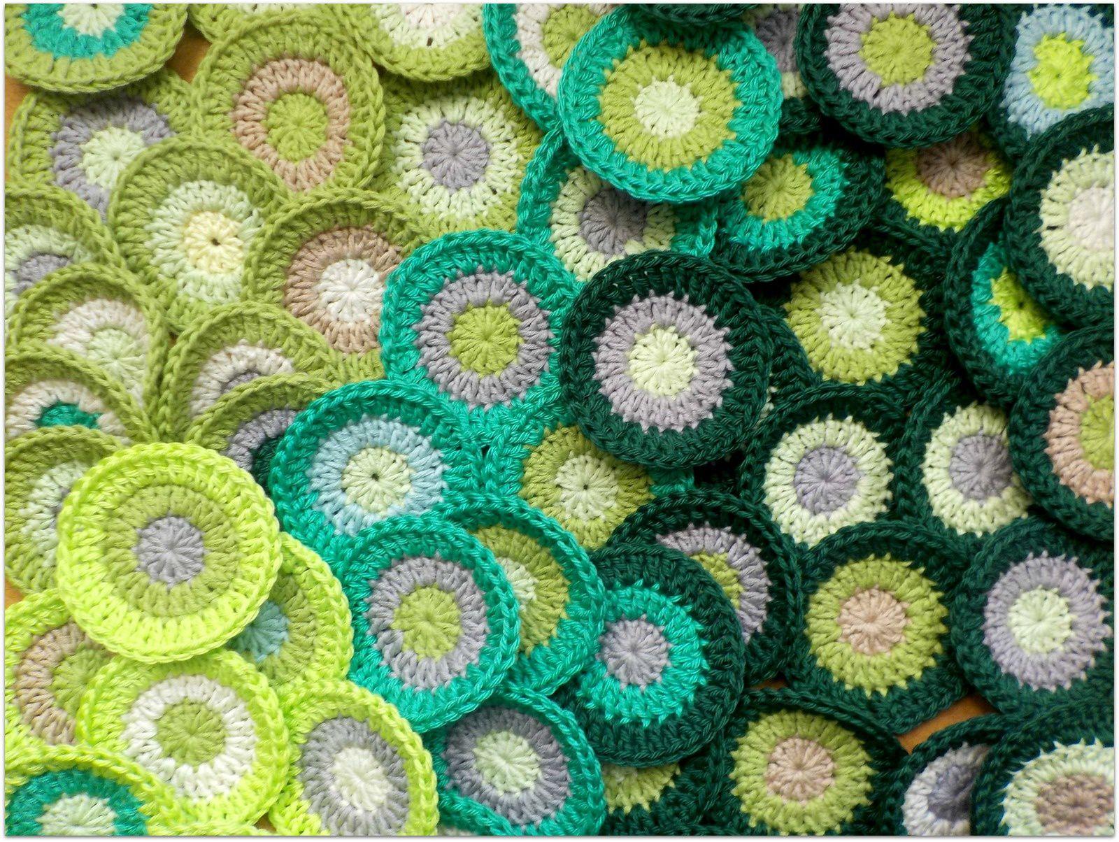 petits ronds verts