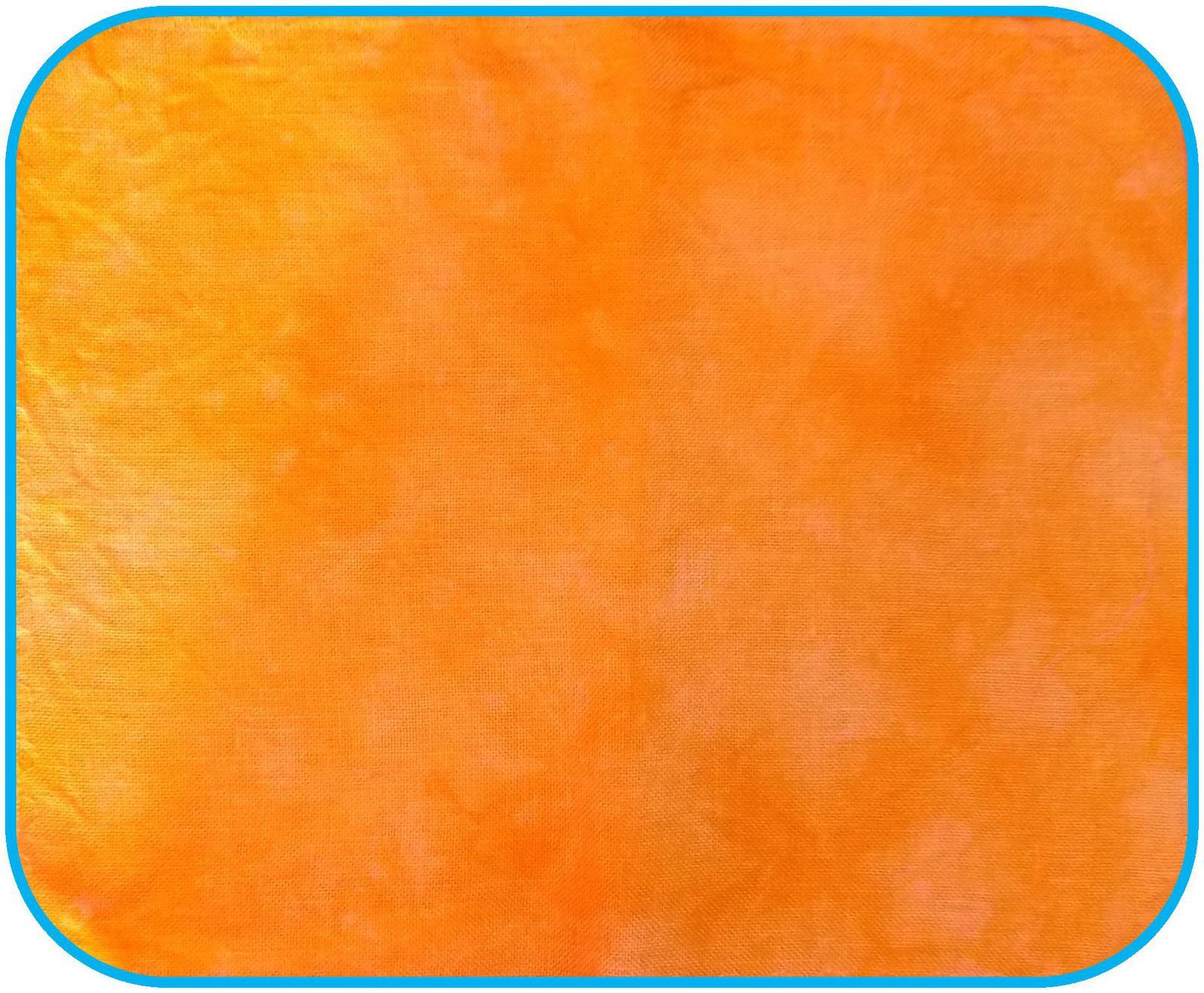 Orange - Lin 11 fils - 30x25 cm - 4.5 € - Qté 2