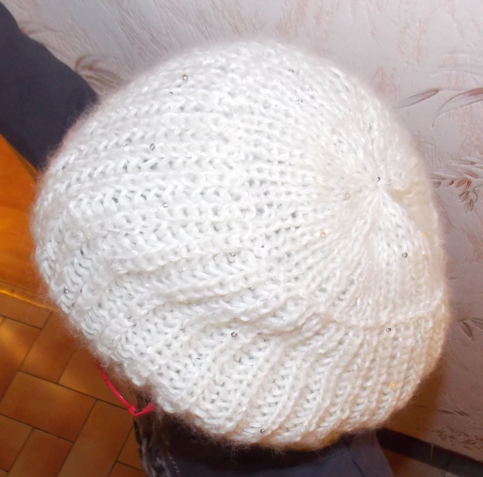 Bonnet et snood fillette