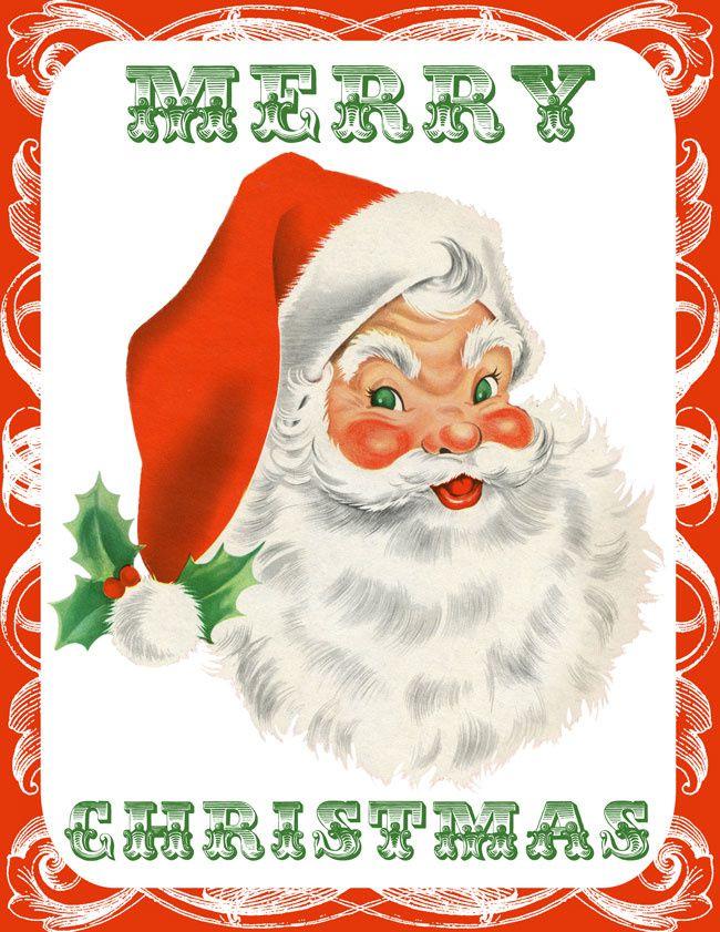 Images  de Noël à Imprimer