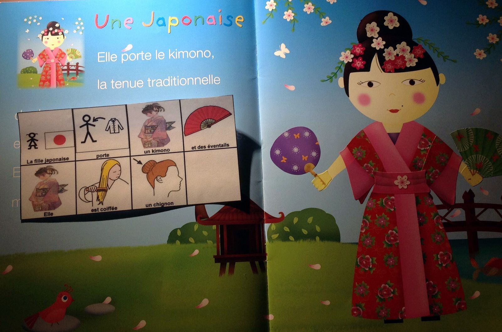 Livret pictographié sur les enfants du monde : découverte des cultures et travail en autonomie