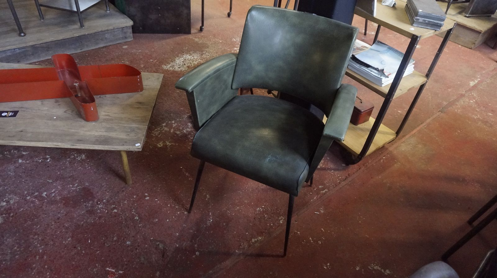 FAUTEUIL ANNEE 60