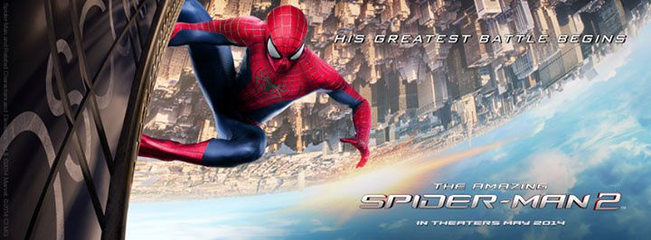 The Amazing spider-Man 2 : 2 new Trailers officiels