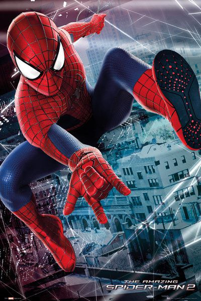 The Amazing Spider-Man 2 : Promo art