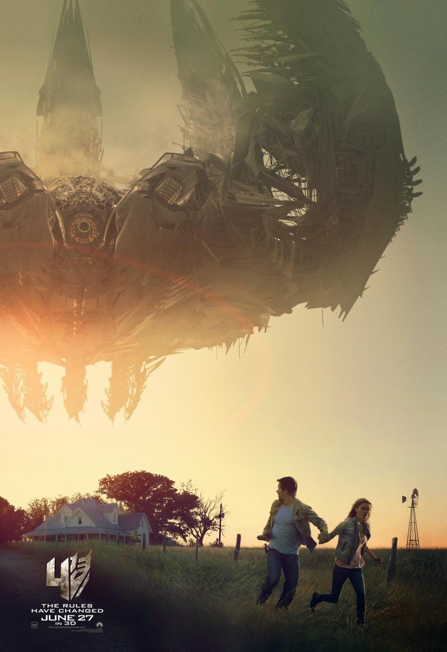 Transformers : New poster &amp&#x3B; Tv Spot