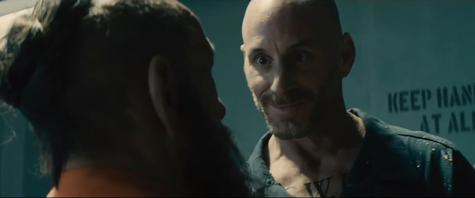 Matt Gerald alias White power dave