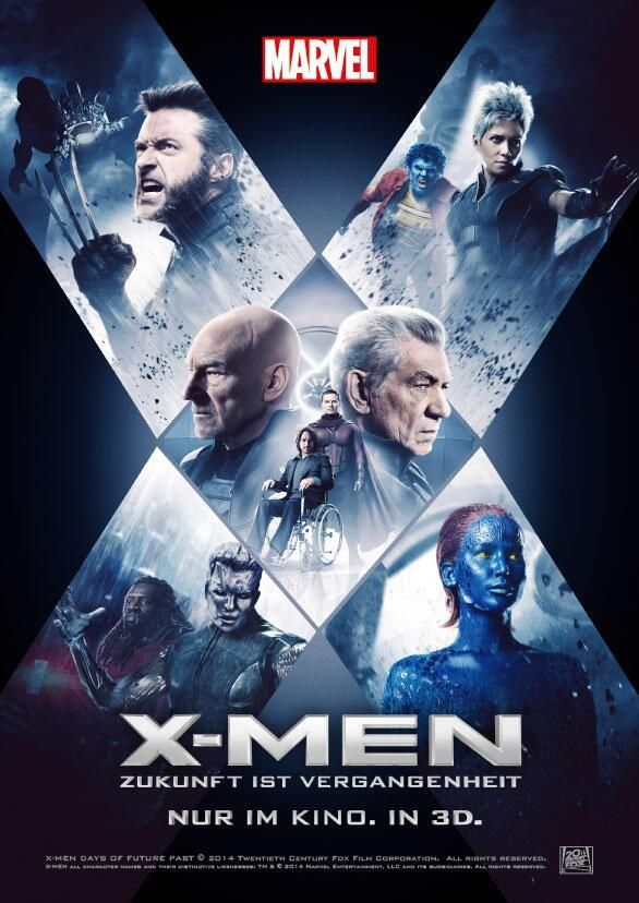 X-Men : Days Of Future Past : Trailer final + New poster