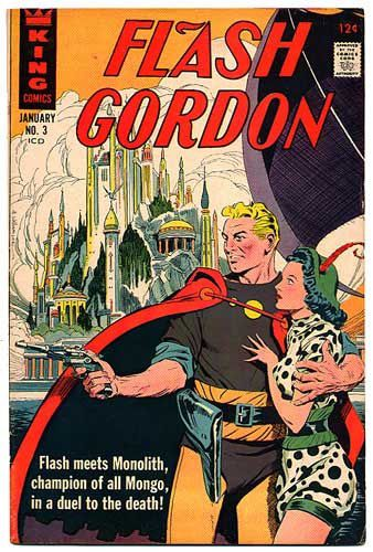 Flash Gordon en reboot