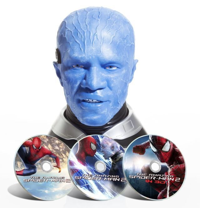 The Amazing Spider-Man 2 : Edition collector Blu-ray