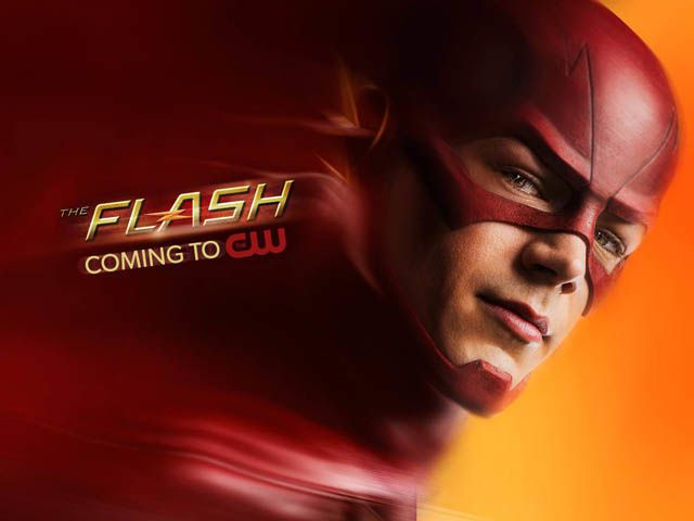 The Flash 1° poster teaser