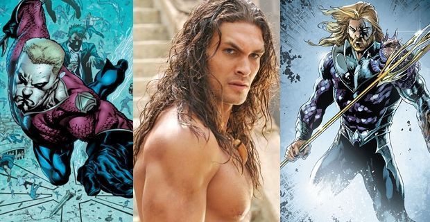 Batman Vs Superman : dawn of justice : Momoa est Aquaman
