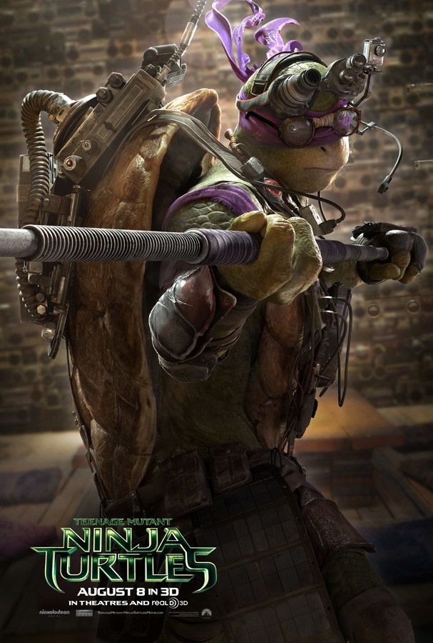 Ninja Turtles : Trailer final