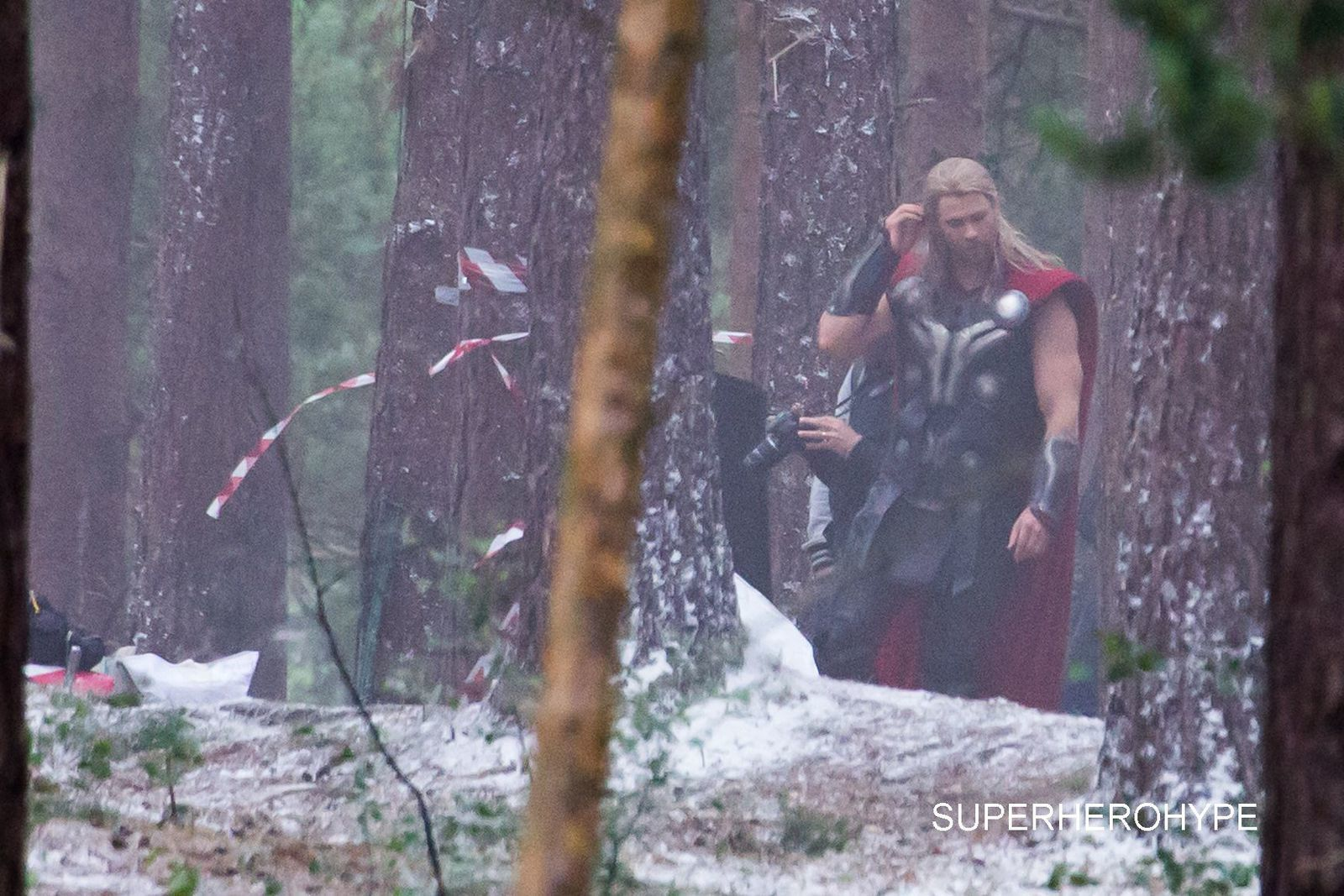 Avengers 2 : set de photos