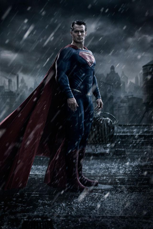 Batman Vs Superman : 1° photo de Superman