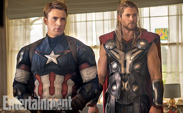 Avengers 2 : le look d'Ultron révélé + new photos