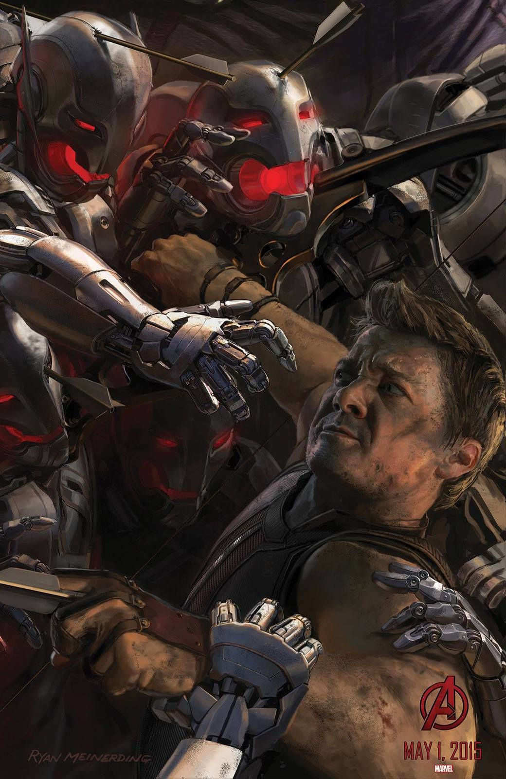 Avengers : Age Of Ultron : 2 posters