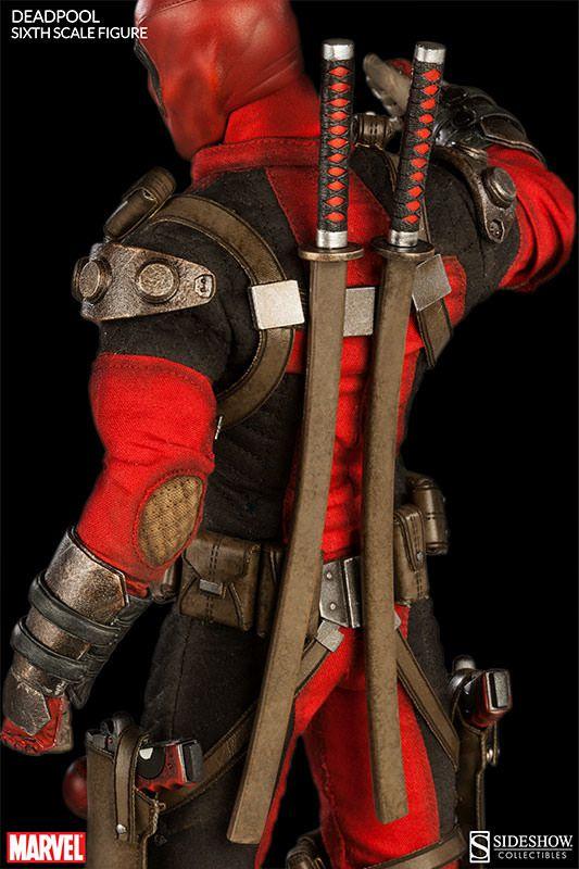 Deadpool par Sideshow Collectibles