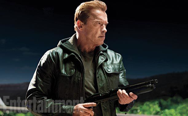 Terminator : Genysis : new photos