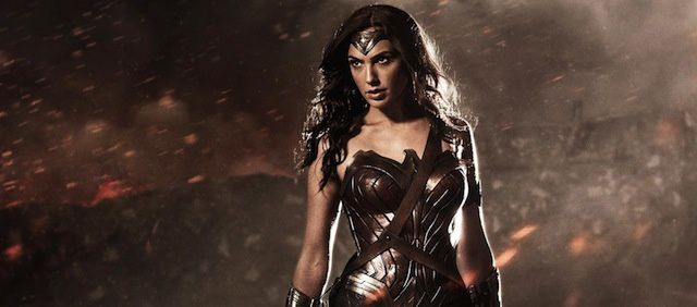 Wonder Woman : MacLaren au volant du film
