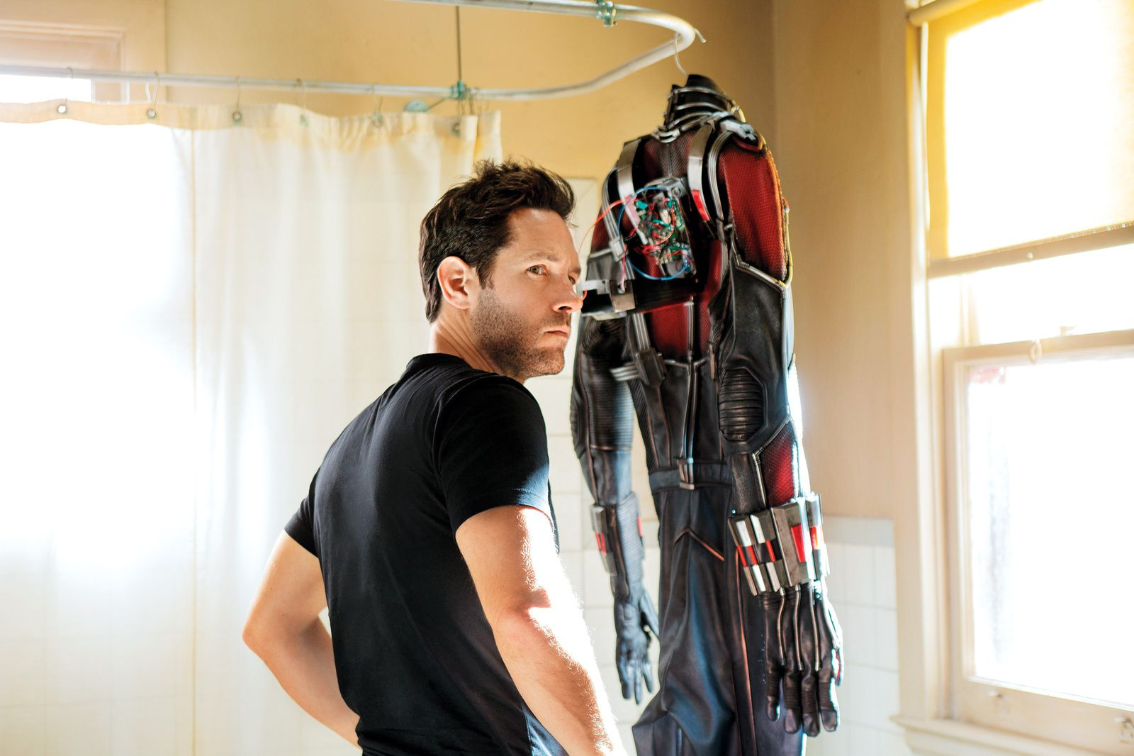 Ant-Man : new concept art + photos