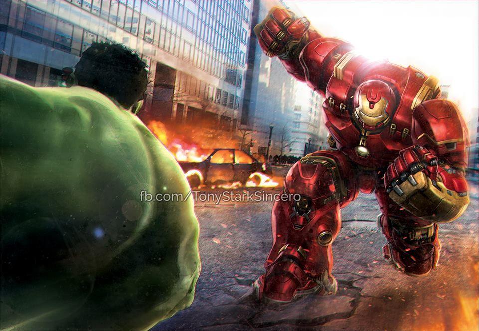 Avengers 2 : new promo arts