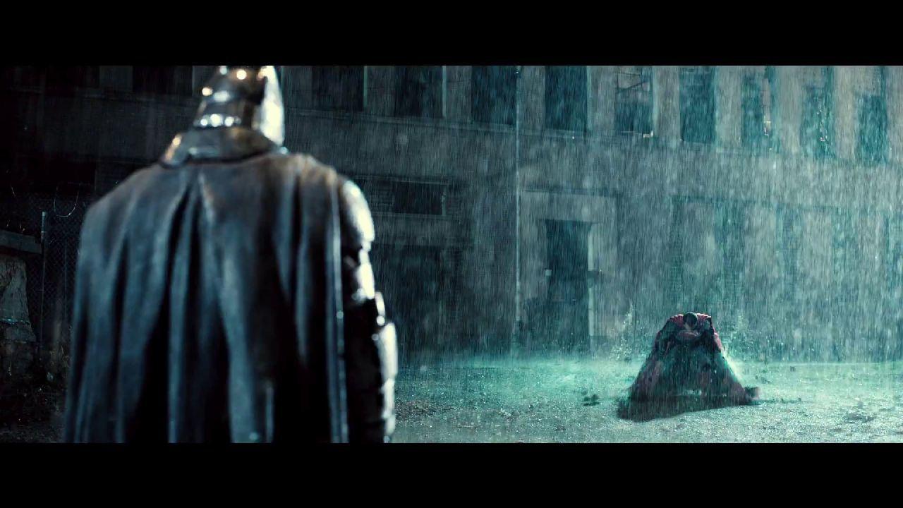 Batman V Superman : D.O.J. : 1° Trailer + photos