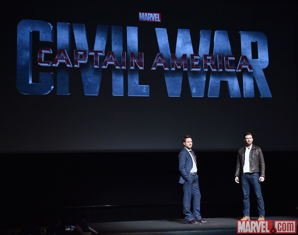 Captain America : Civil War : Casting &amp&#x3B; Synopsis