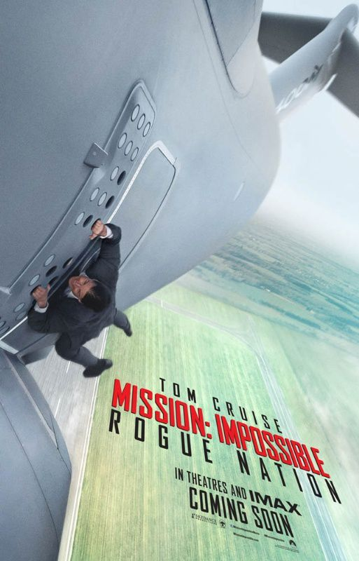 Mission Impossible : Rogue Nation : Trailers