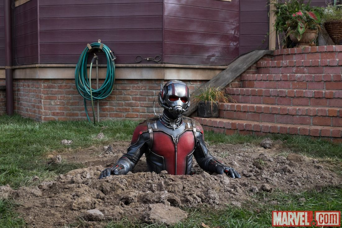 Ant-Man : New poster + 12 new photos