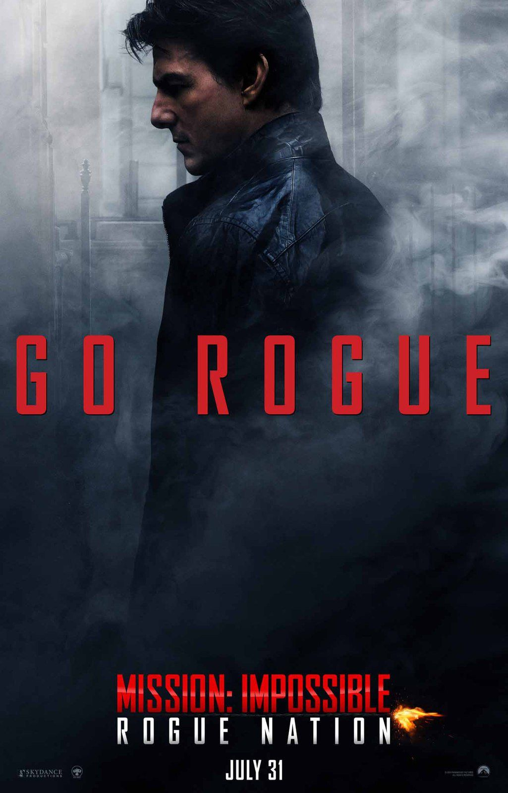 Mission Impossible : Rogue Nation : New trailer + 6 posters