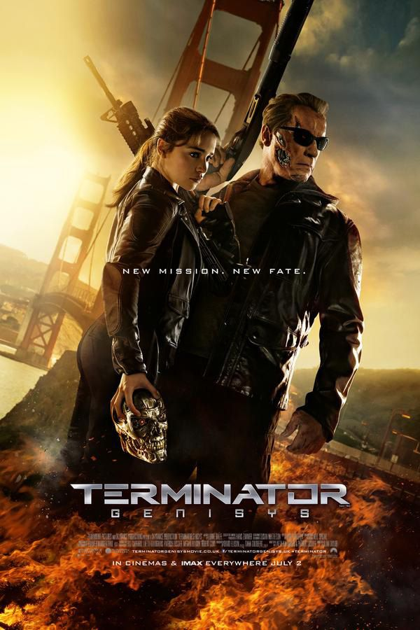 Terminator Genysis : Featurette : James Cameron