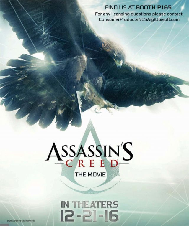 Assassin's Creed : premier poster