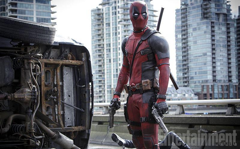 Deadpool : nouvelles photos + cover