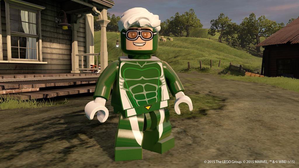 Lego Avengers repoussé en 2016